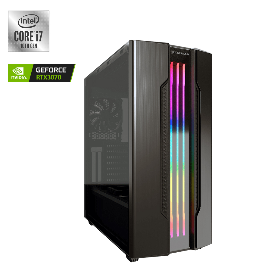 Guardian RTX3070 Gaming PC - i7 10700KF 1TB NVME SSD 16G