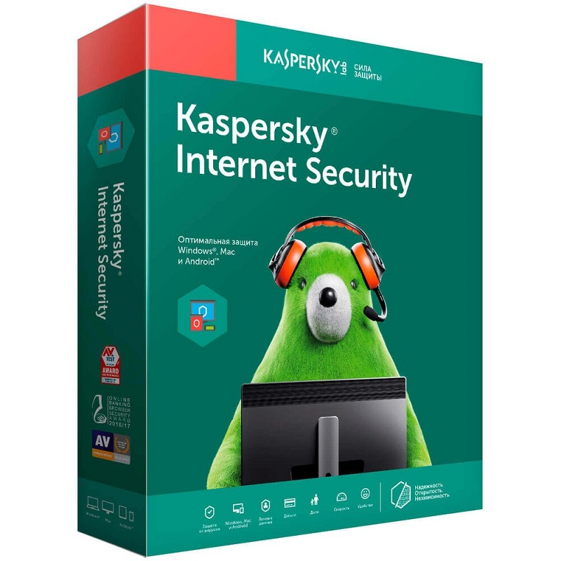 Kaspersky Internet Security 2019 3 PC 2 Years Windows Email
