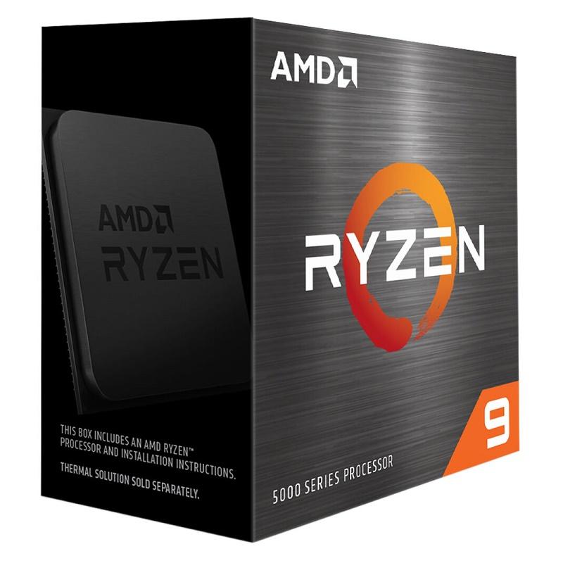 AMD Ryzen 9 5950X 16 Core 3.4 Ghz CPU 100-100000059WOF