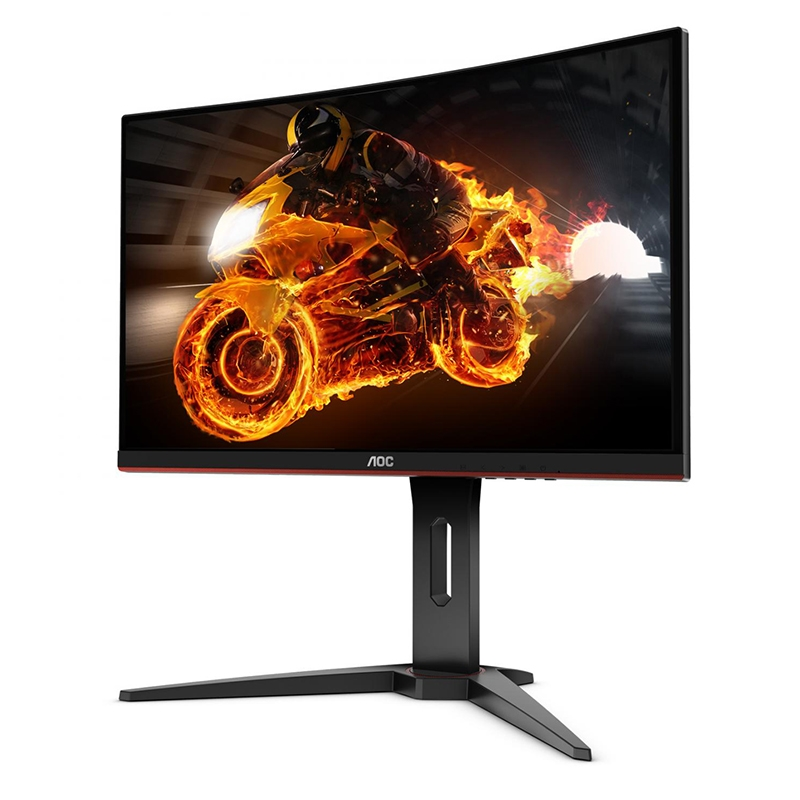 "AOC C27G1/75 27"" 144 Hz 1ms Curved FreeSync Gaming Monitor"