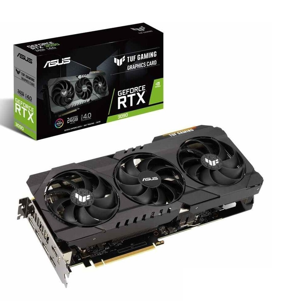 Asus TUF-RTX3090-24G-GAMING RTX3090 24G video card