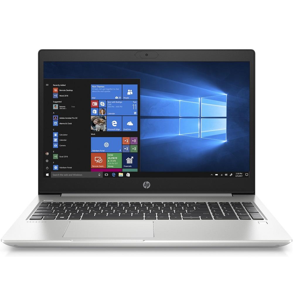 """HP 9WC58PA 450 G7 15"""" Notebook I5-10210U 256G 8G W10 PRO"""