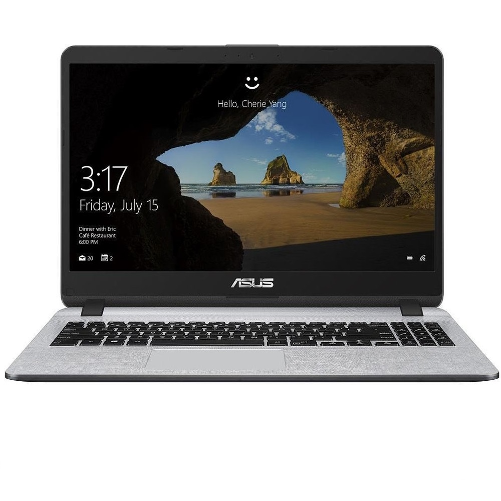 """ASUS X507UA-BR660T i5-8250 256G 8G 15.6"""" W10 Notebook"""