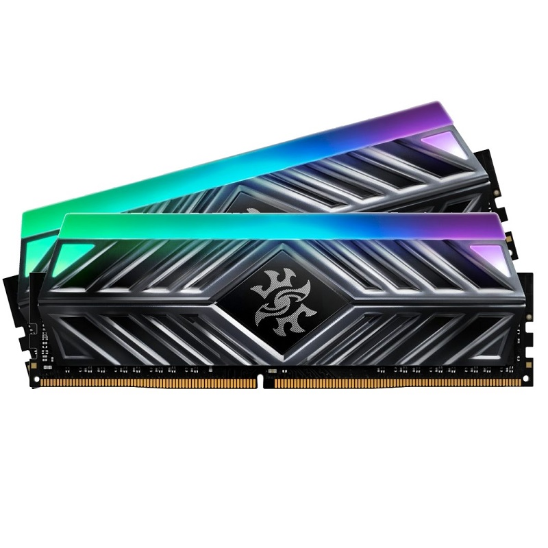 Adata 16G Kit 2x8G DDR4-3000 AX4U300038G16-DT41 RGB memory
