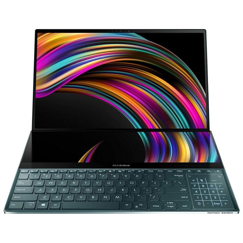 Asus UX581GV-H2001R ZenBook Pro Duo RTX2060 i9 32G 1T 4K 10P