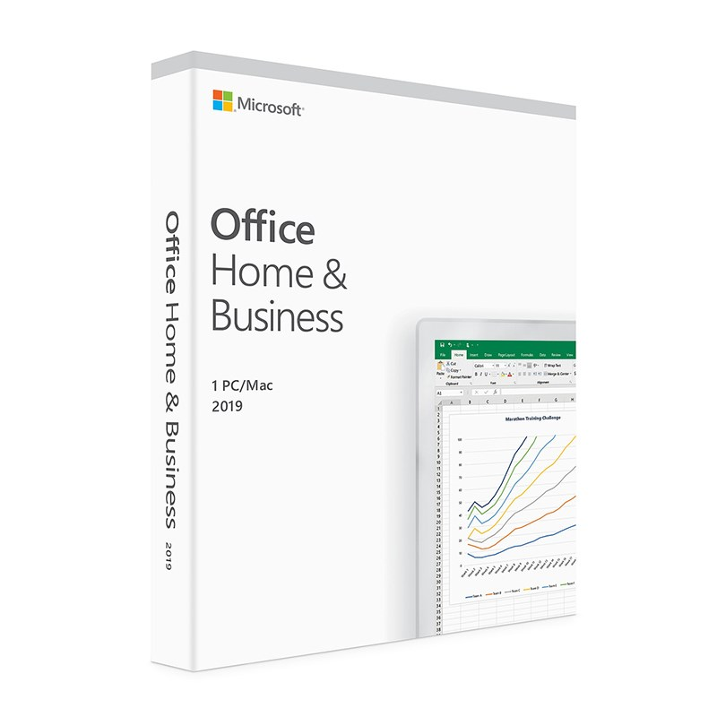 Microsoft Office Home & Business 2019 Outright Email license