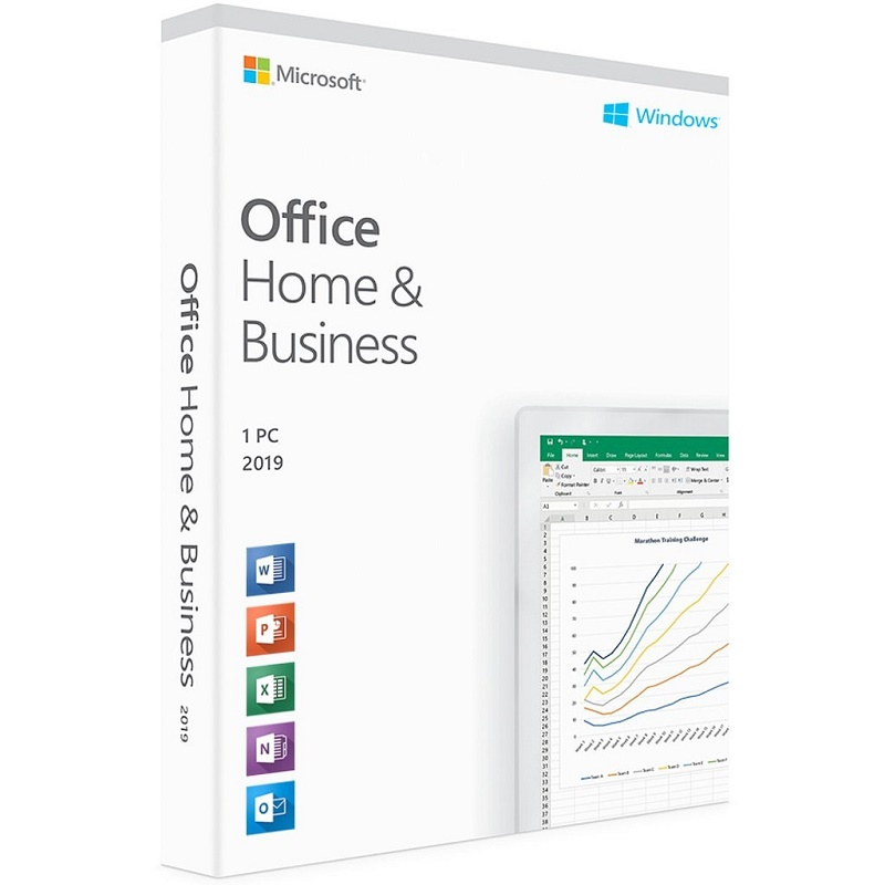T5D-03301 Microsoft Office Home and Business 2019
