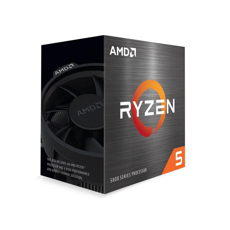 AMD Ryzen 5 5600X CPU 6 Core 3.7 Ghz CPU